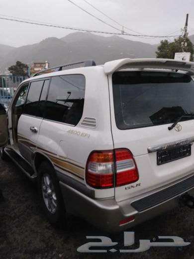 لاندكروزر 2005   السيارة في اليمن _ إب