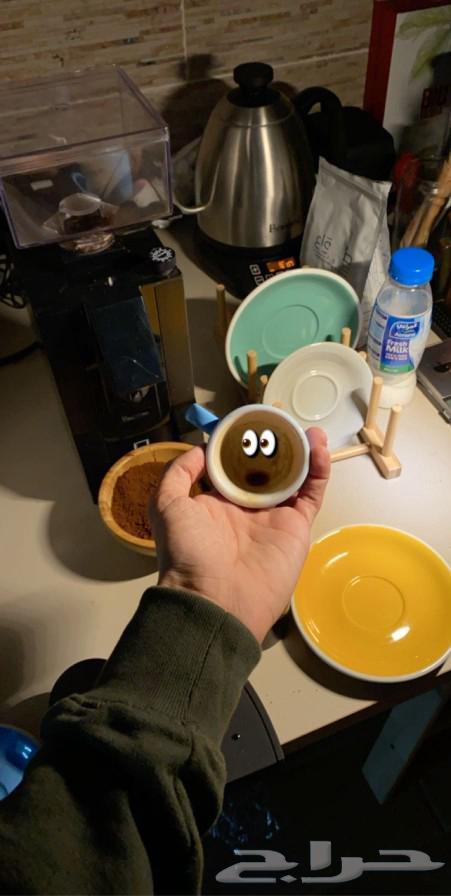 تدريب باريستا - قهوة مختصة