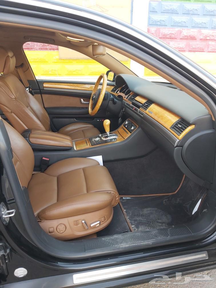 اودي A8 L 2004