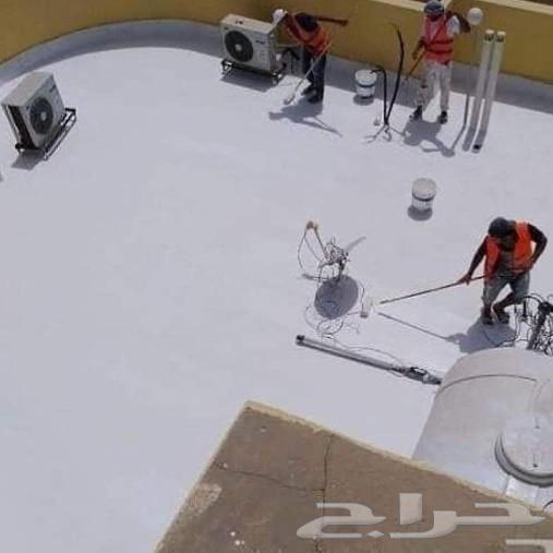 شركة عزل خزانات المياه بالأحساء