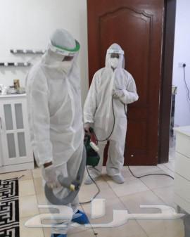 شركة مكافحة حشرات وتعقيم بمنطقة الرياض