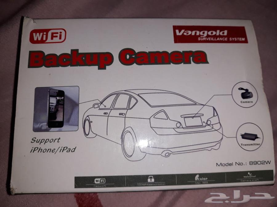 كاميرا سيارة وايفاي على الجوال