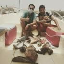 رحلات صيد بحريه وسباحهوتشميس ونزهه وحفلات