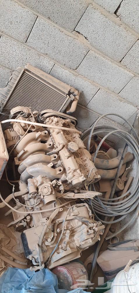 مكينة وقير ورديترات وكمبرسور فولفو s40 2002