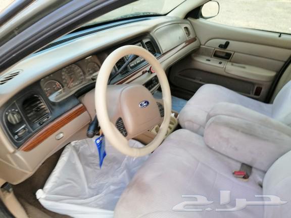 البيع سياره فورد فكتوريا البيع فورد فكتوريا