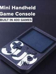 جهاز ألعاب صغير محمول تحتوي على 400لعبه كلاسك