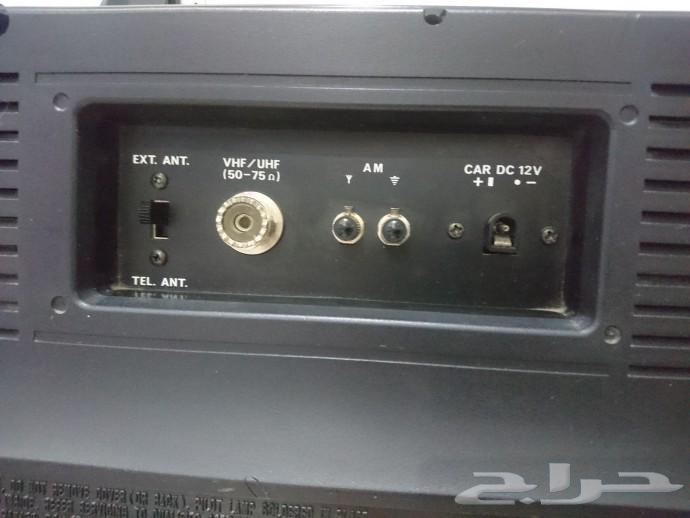راديو ياباني قديم وضخم جدا