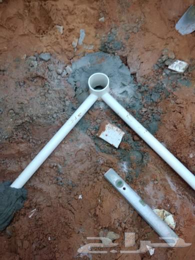 كشف تسريب المياه عزل اسطح خزان عزل فوم