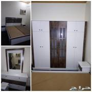 غرف نوم جديده شامل التوصيل والتركيب
