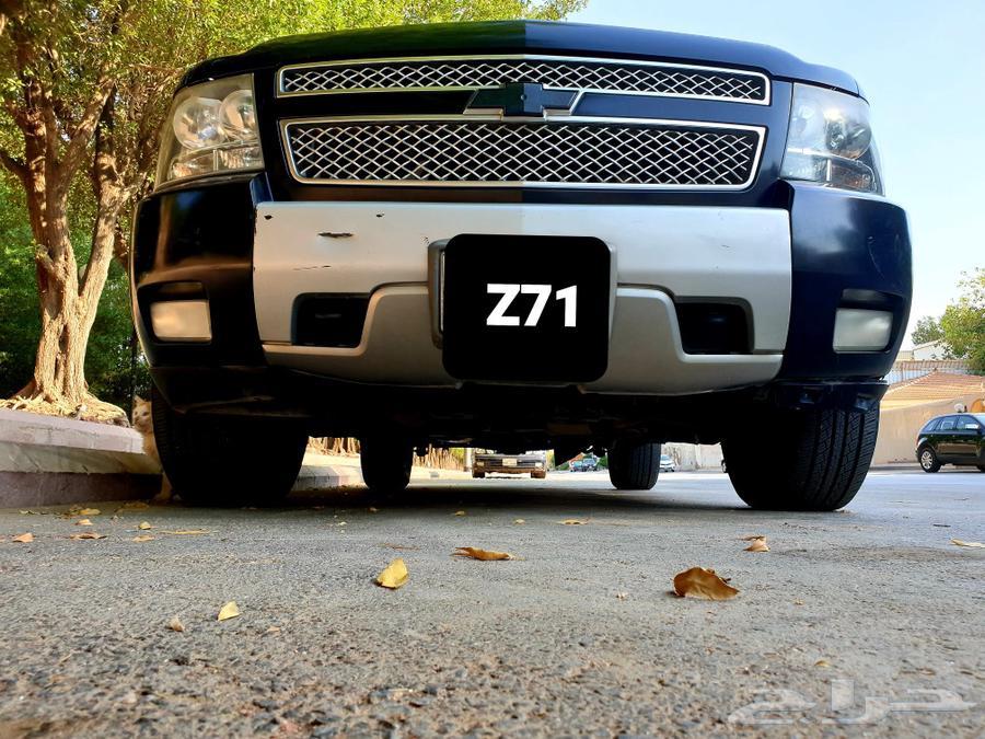 تاهو سعودي فل كامل فئة Z71 شد بلد ممشى قليل