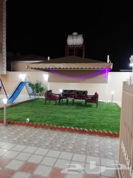 استراحة ابو فهد النرجس العرفاء عائلات صغيره