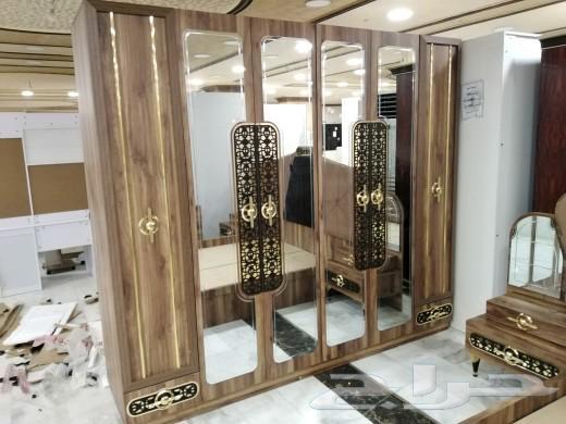 غرف نوم تركية مع مرتبة هدية