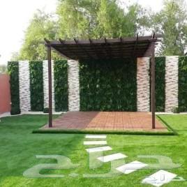 تنسيق حدائق الطايف
