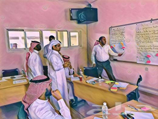 معلم لغة انجليزية وحاسب آلى