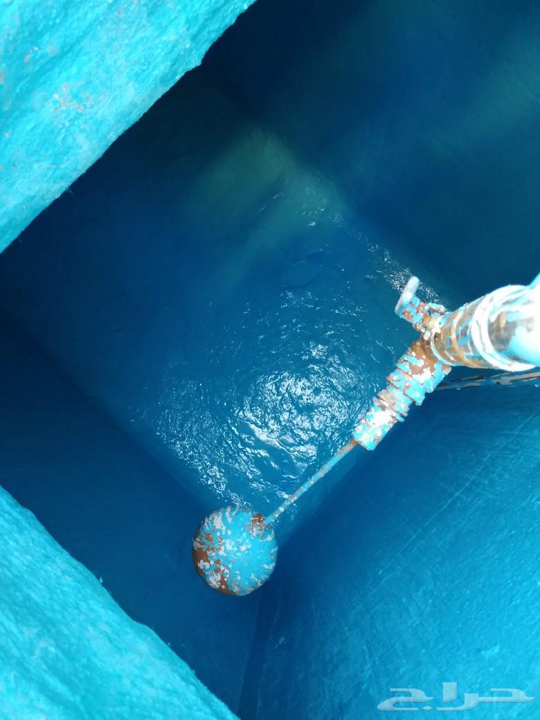 كشف تسربات المياه الكشف 100 ريال