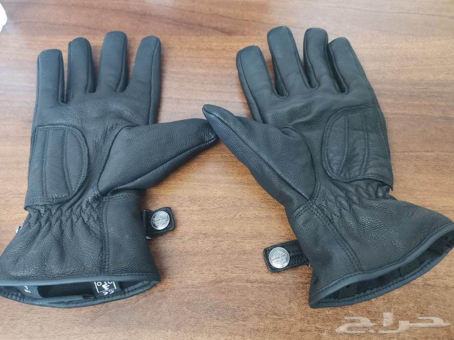 Harley leather Gloves