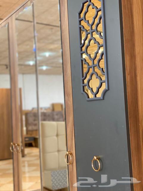 غرف نوم صناعة تركية فاخرة موديلات 2021