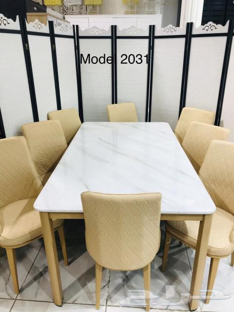 غرف نوم طاولات اثاث كامل موديلات 2021