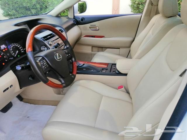 لكزس RX 350 فل كامل موديل 2012