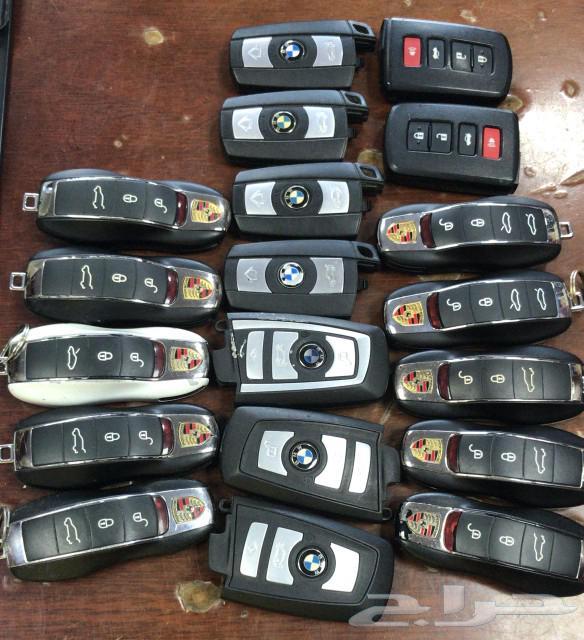 مفتاح MERCEDES  amp  مفتاح BMW مع البرمجة