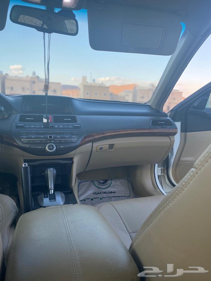 هوندا أكورد فل كامل 2011 ( Limited ) .. تم البيع