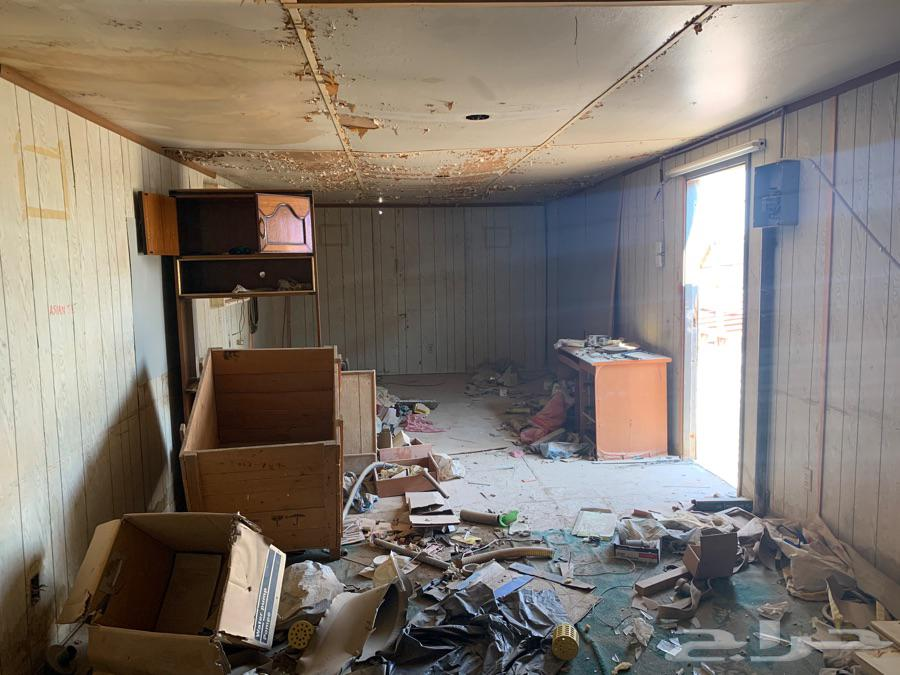 غرفة بركس للبيع