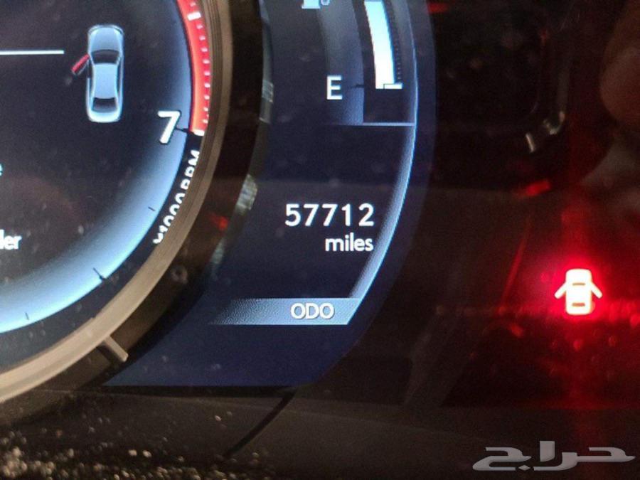 لكزس isf turbo موديل 2017