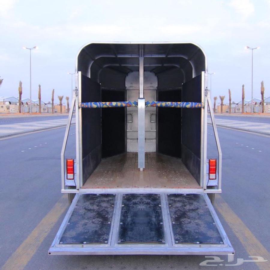 عربة نقل خيل