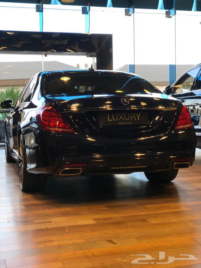 مرسيدس 2017 s400 للبيع