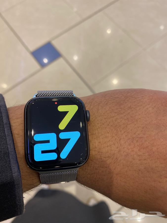 ساعة ابل الاصدار 5 مقاس 44