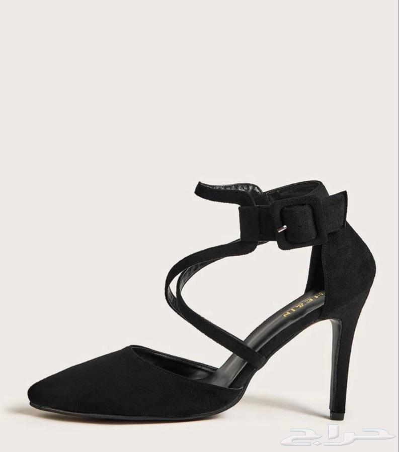 حذاء نسائي فاخر جديد(( بالكرتون))