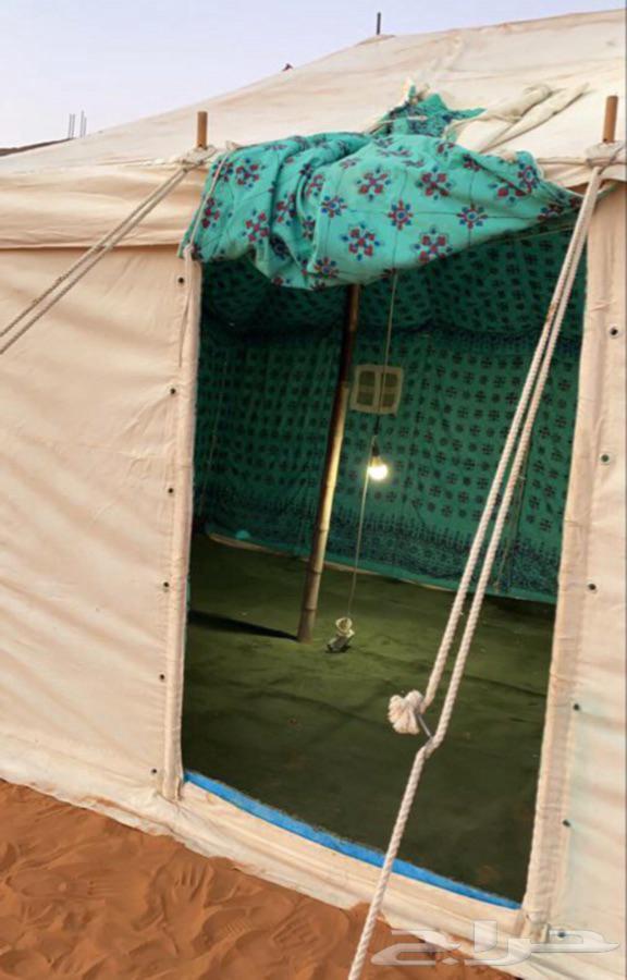 مخيم للإيجار بالمشاعلة غرب الرياض