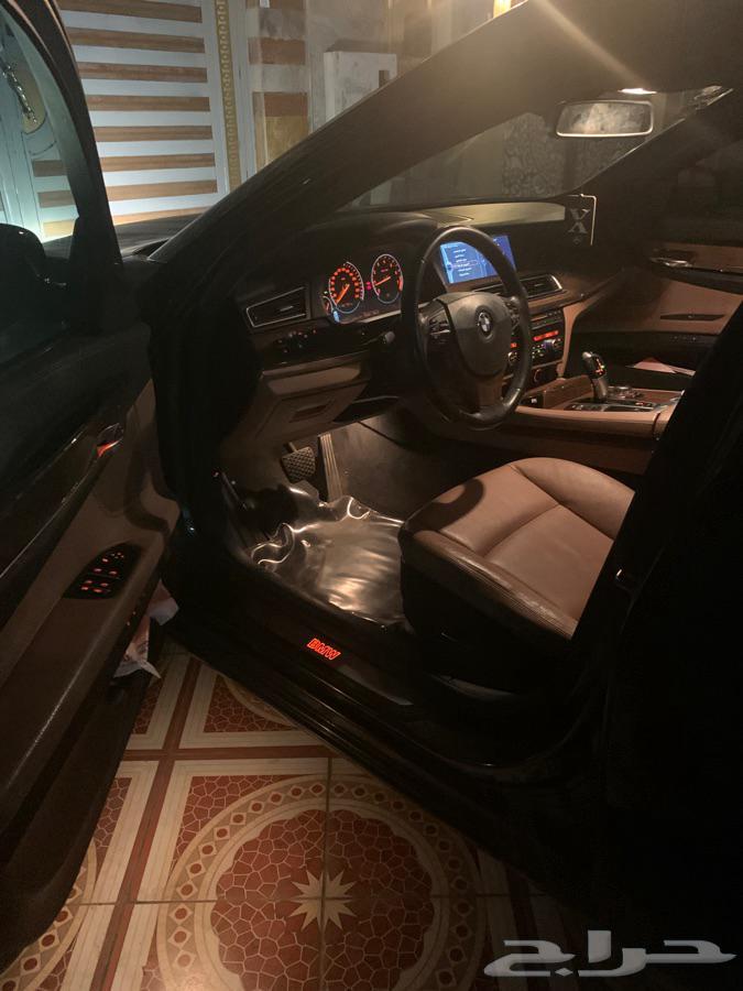 بي ام دبليو 730l 2012 الفئة السابعة