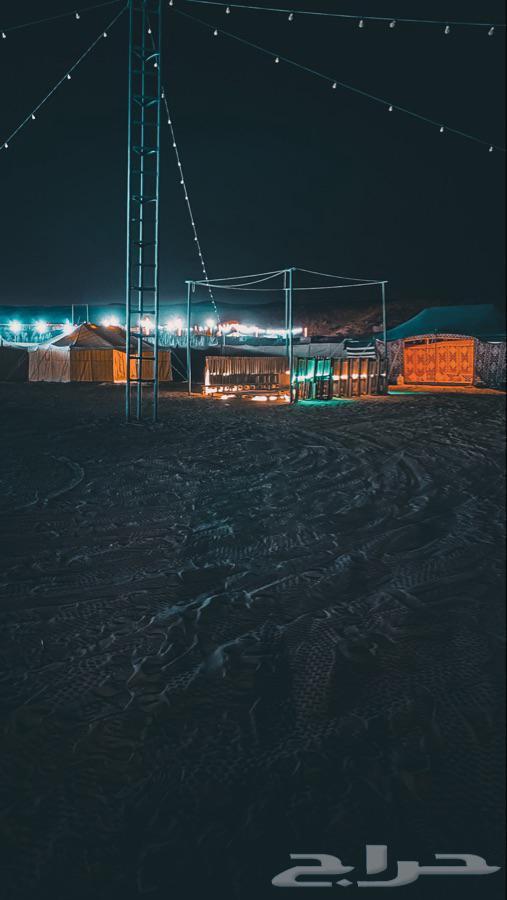 مخيم دالين للإيجار اليومي في الثمامة