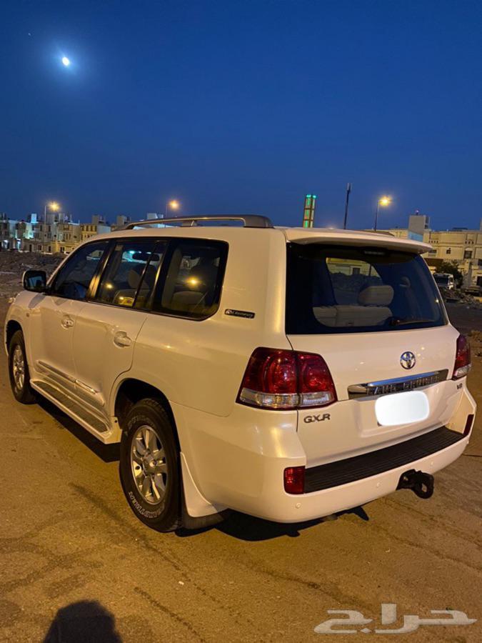 لاندكروزر 2011 ستيني سعودي