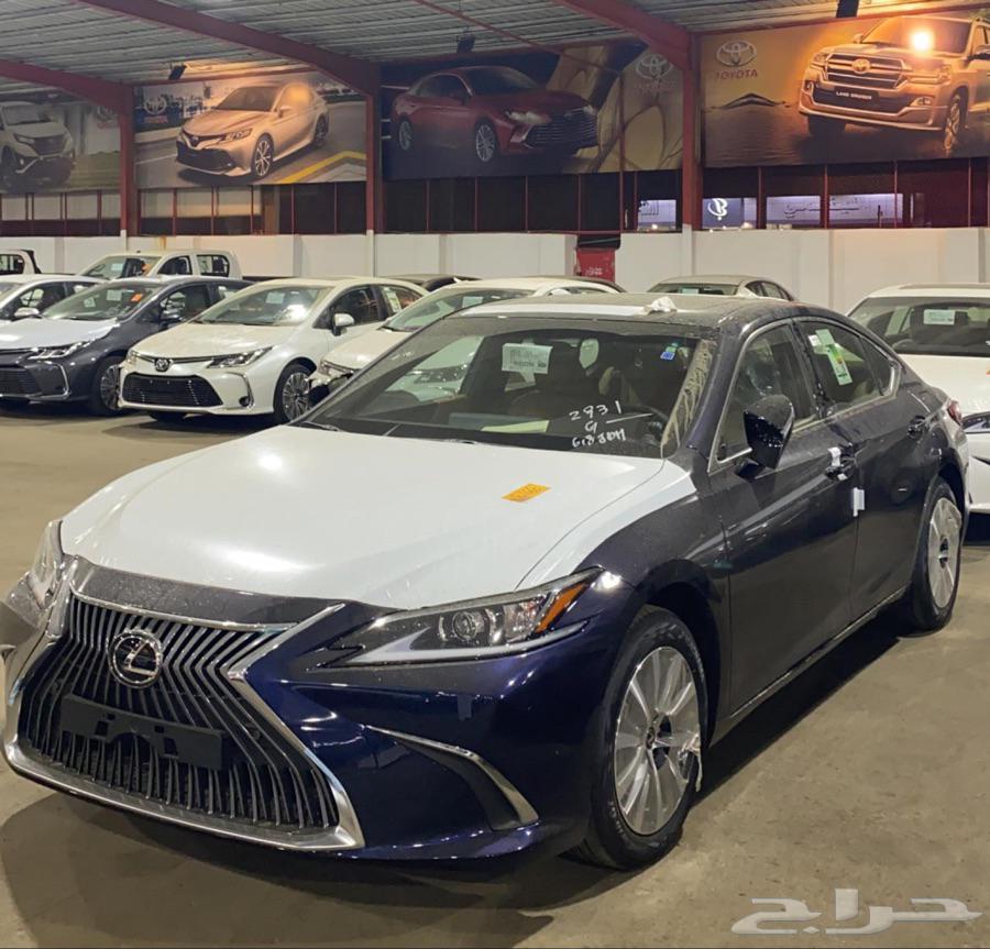 لكزس Lexus ES250 AA 2021
