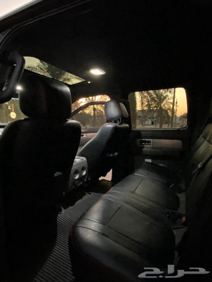 للبيع فورد رابتر SVT 2012