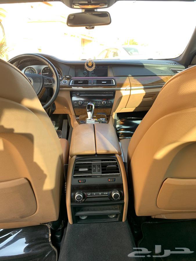 BMW 740Li 2012