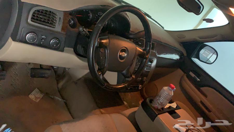 للبيع تاهو2008 سعودي دبل بدي ومتحركات شرط ماشي 278000