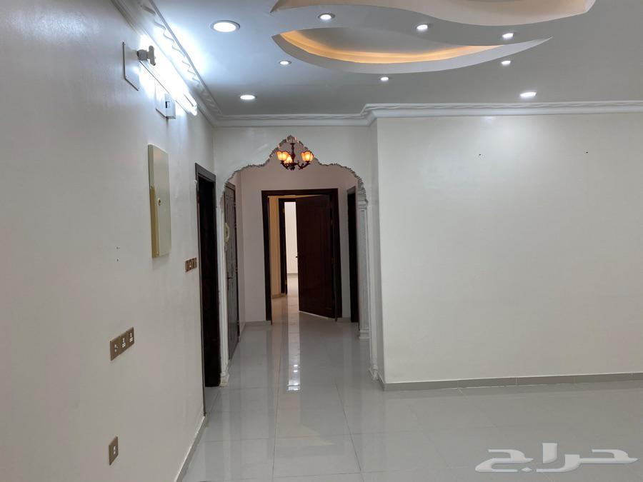 شقه دور ارضي 5 غرف للايجارالطايف الحلقه الشرقيه مخطط القاضي