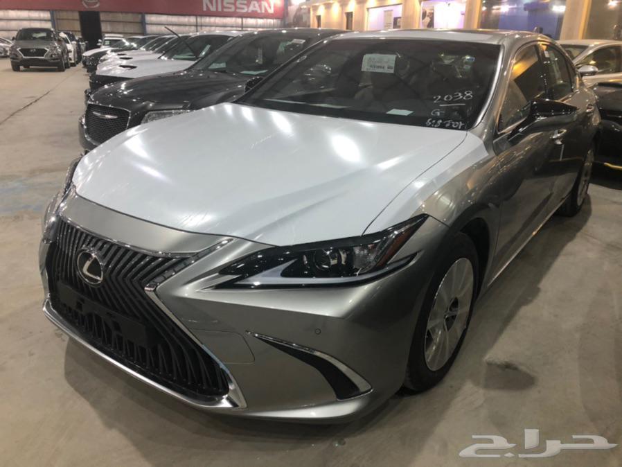ليكزس ES250 AA سعودي جديد 2021