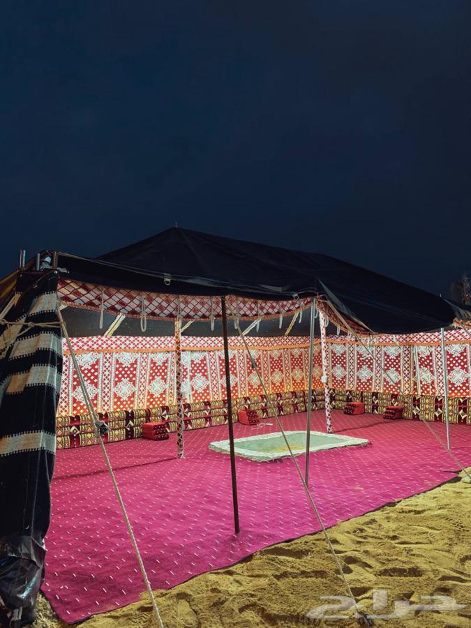 مخيم الفارس للايجار اليومي