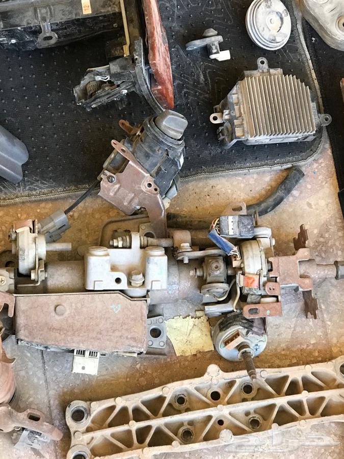 قطع غيار لكزس ال اس 430 موديل 2005 ديكورات وقطع كهرباء
