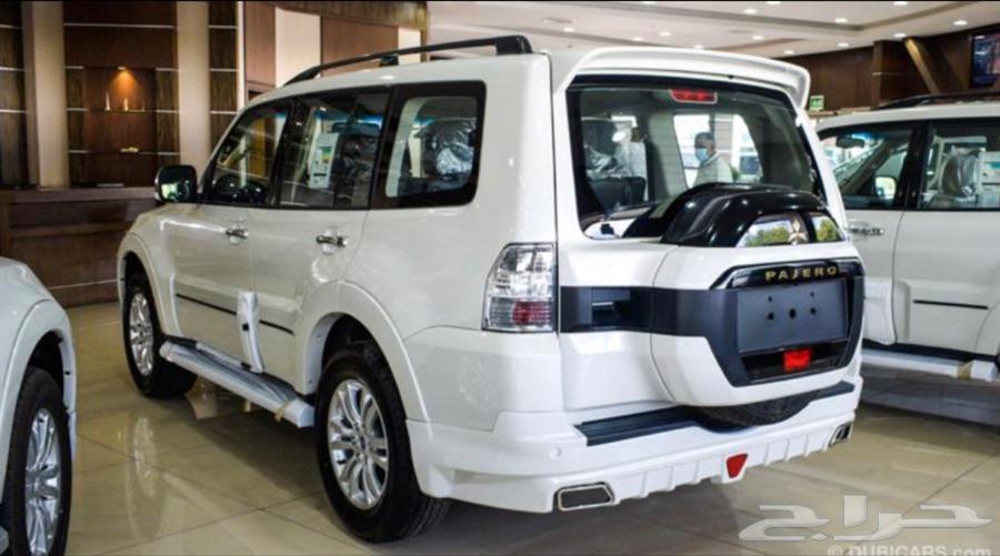 باجيرو KAT محرك V6 3.8 خليجي علامة ذهبية أعلى فئه 2020