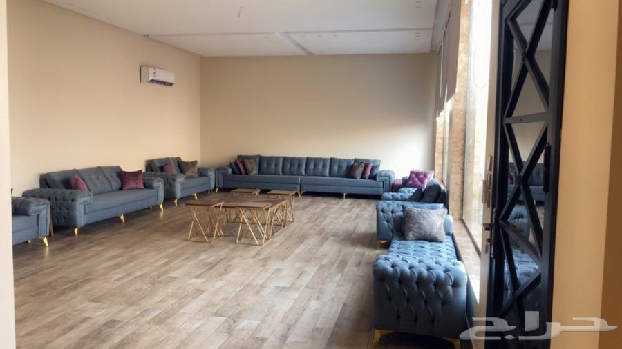 مجموعة استراحات وشاليهات جديدة