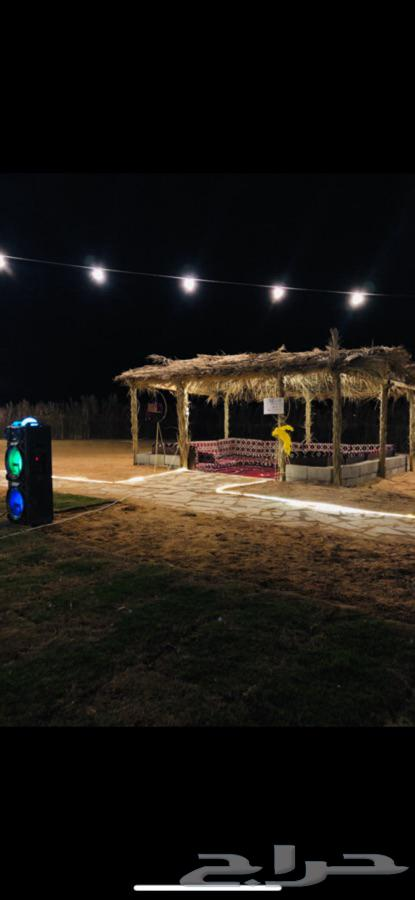 مخيم للايجار بالثمامه