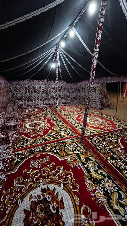 مخيم ليال الشتاء للايجار