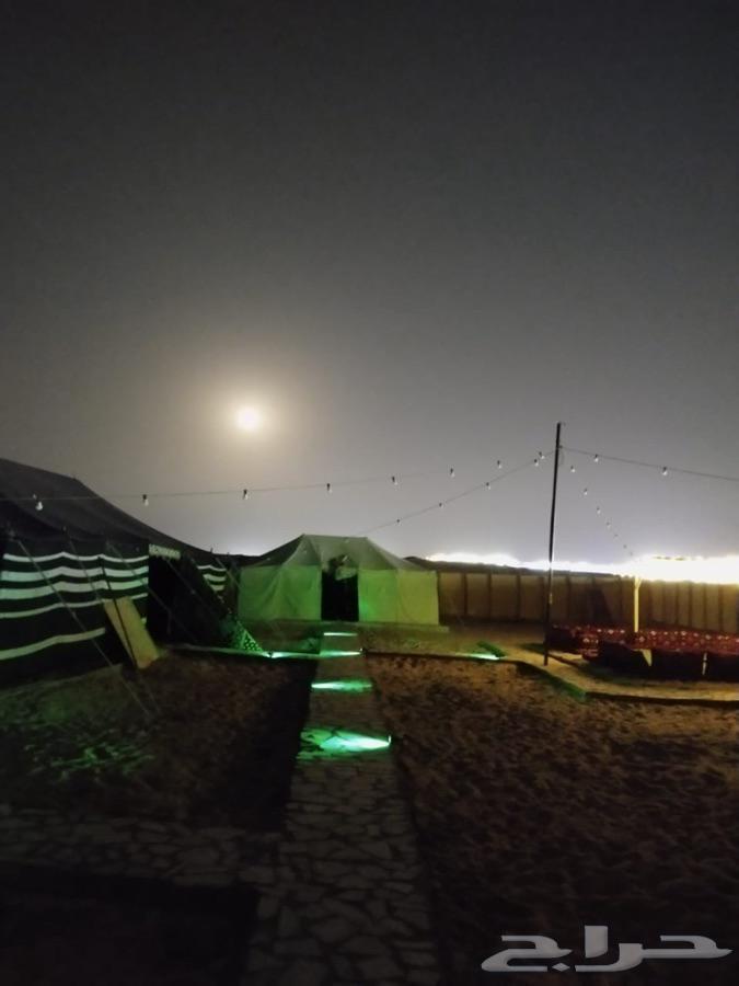 مخيم للإيجار بالدمام بأسعار مغريه