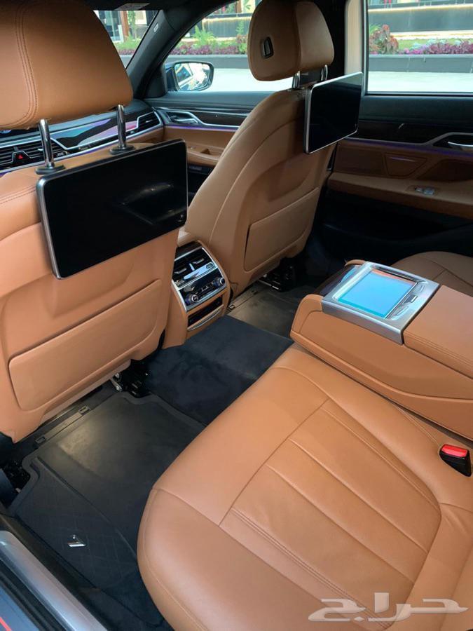 نظيفه جدا BMW 730LI. الناغي (على الضمان)