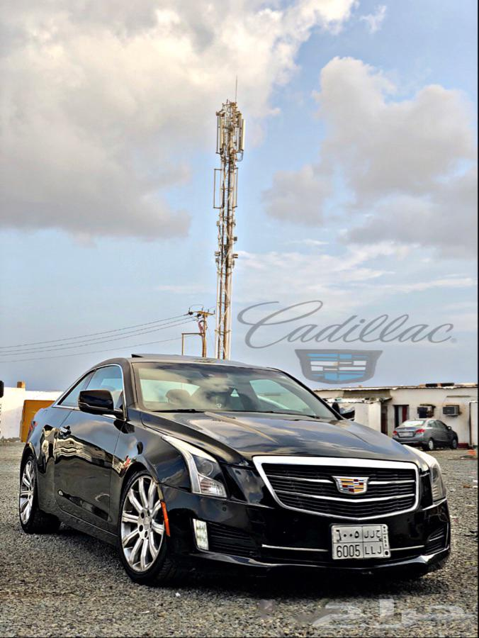 كاديلاك اي تي اس كوبيه 2015 Cadillac ATS Coupe